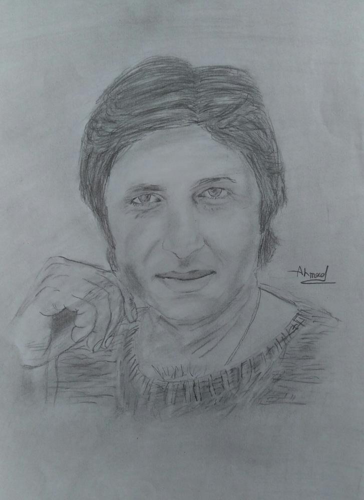 Amitabh Bachchan by Ahmad2004